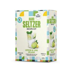 Hard Seltzer LIME SIDE brewingathome