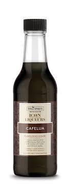 Icon Liqueu Cafelua Bottle