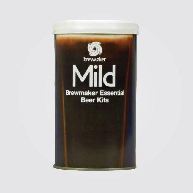 brewmaster essential mild clean brewingathome