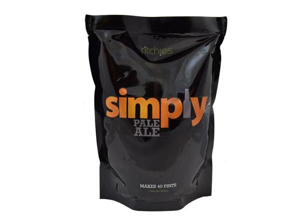 simply pale ale beer kit