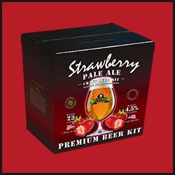 strawberry pale ale
