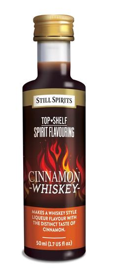 SS Top Shelf Cinnamon Whiskey Web 240x