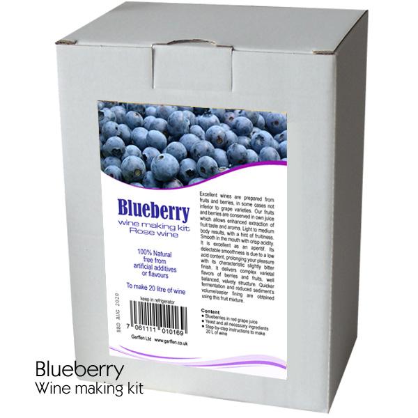 Blueberry Wine Kit