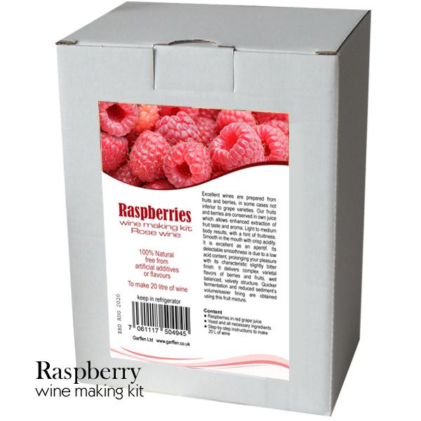 Raspberry Wine Kit 20l