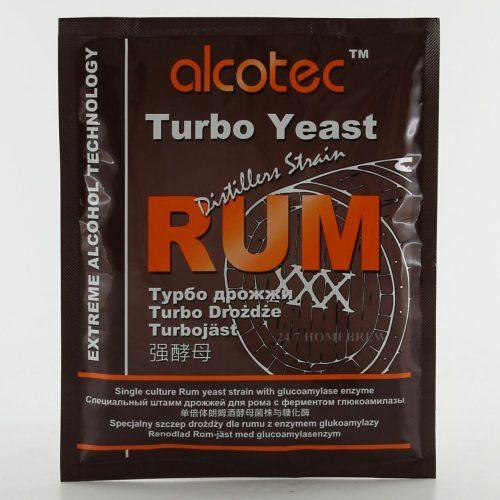 alcotec turbo rum yeast 73g