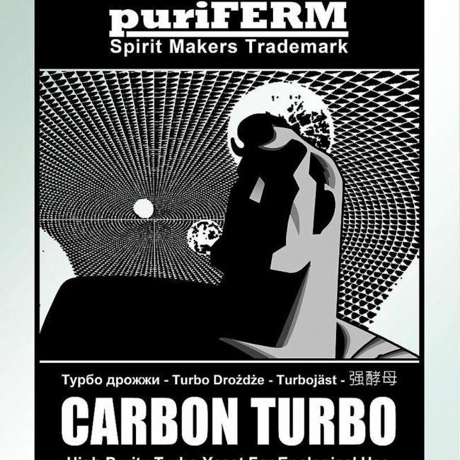 puriferm carbon 106g