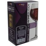 winebuddy wine kit 6 bottles merlot