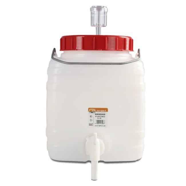 5 litre frementer air lock