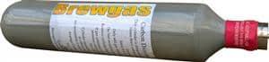 brewgas co2 new bottle